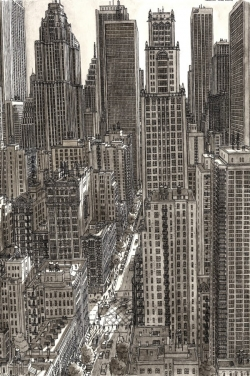 Stefan Bleekrode: 'New York City Counterlight'